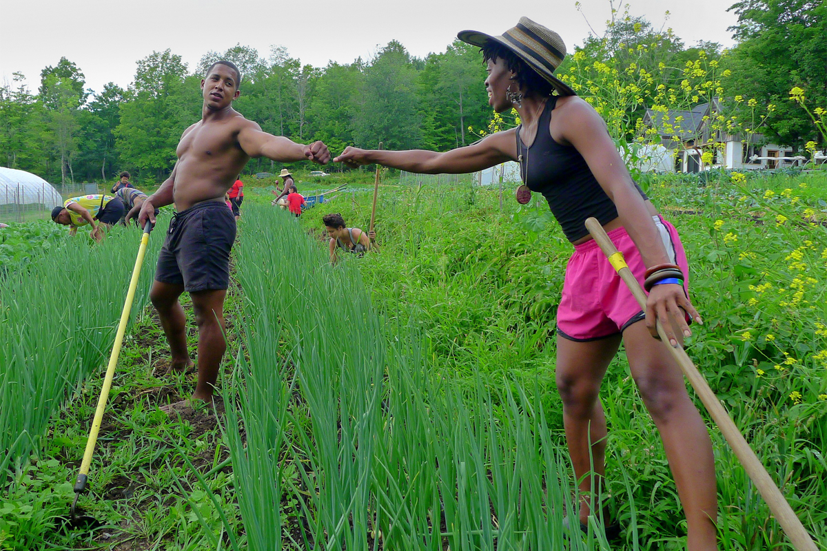 Queer farmers exist, and we're protecting the land
